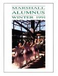 Marshall Alumnus, Vol. XXXII, Winter, 1991 by Marshall University