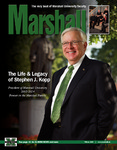Marshall Magazine Winter 2015 by Marshall University