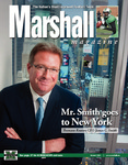 Marshall Magazine Autumn 2013 by Marshall University