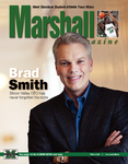 Marshall Magazine Winter 2013 by Marshall University