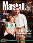 Marshall Magazine Winter 2012 by Marshall University