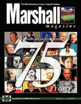 Marshall Magazine Summer 2011 by Marshall University