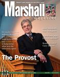 Marshall Magazine Spring 2009