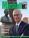 Marshall Magazine Winter 2016 by Marshall University