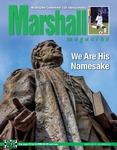 Marshall Magazine Autumn 2016 by Marshall University