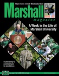 Marshall Magazine Winter 2017 by Marshall University