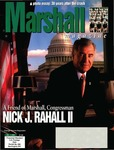 Marshall Magazine Volume I 2001