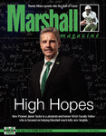 Marshall Magazine Autumn 2018 by Marshall University