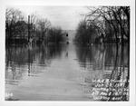 5th Ave & 16th St, looking north, 1937 Flood, Huntington, W.Va.