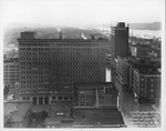 4th Avenue & 10th Street, facing west, 1937 Flood, Huntington, W.Va.