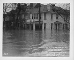 14th St & 3rd Ave, 1937 Flood, Huntington, W.Va.