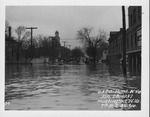 7th St & 4th Ave, 1937 Flood, Huntington, W.Va.