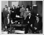East Huntington civic club, ca. 1958.