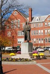 John Marshall statue on Marshall campus