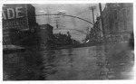Corner 10th St and 3rd Ave., Huntington,W.Va., 1913 Flood