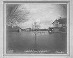 Fifth Ave & 14th St, 1913 Flood, Huntington, W.Va.