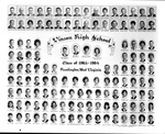 Vinson High School, Class of 1963-1964