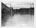 6th Street & 3rd Ave, looking south, 1937 Flood, Huntington, W.Va.