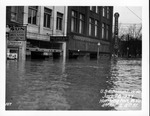 4th Ave & 8th St, 1937 Flood, Huntington, W.Va.