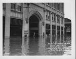 11th St & 4th Ave, Coal Exchange Bldg, 1937 Flood, Huntington, W.Va.