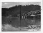 5th Street West, looking south, 1937 Flood, Huntington, W.Va.