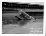 Adams Ave & 14th St (west), 1937 Flood, Huntington, W.Va.