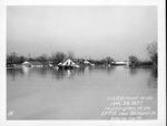 23rd St near Bernard St., looking north, 1937 Flood, Huntington, W.Va.