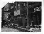 3rd Ave near 9th Street, 1937 Flood, Huntington, W.Va.
