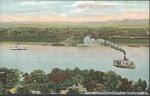 Huntington and the Ohio River