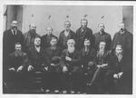 Survivors of Border Rangers, Co. E, 8th Virginia Cavalry, C. S. A.