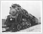 C&O RR engine No. 305 with tender