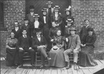 Employees of D. E. Abbott & Co., Huntington, W.Va.