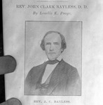 Rev. John C. Bayless