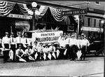 Huntington Typographical Union, Labor Day Parade, Huntington, W.Va.
