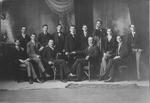 Bible class, 5th Ave. Baptist Church, Huntington, 1894