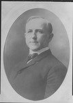 Dr. Newton Donaldson, pastor 1st Presbyterian Church, Huntington