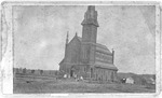 Congregational church, Huntington, W. Va. ca. 1880.