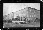 Huntington, Ensign & Guyandotte Streetcar, Huntington, W.Va.