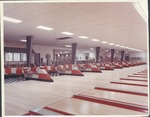 Robin Bowling Lanes, prior to opening, Mar. 1962, Huntington, W.Va.