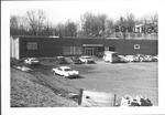 Robin Bowling Lanes, under construction, Huntington, W.Va.