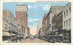 4th Avenue, looking east, Huntington, W.Va.