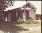 Caroline Frazier's home, Buffalo, W.Va.