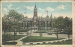 State capitol and grounds, Charleston, W.Va.