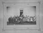 Pleasant View School, Barker's Ridge, Cabell County, W.Va.