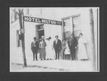 Hotel Milton, [Milton, W. Va., ca. 1900.