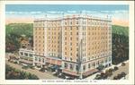 Daniel Boone hotel, Charleston, W. Va., ca. 1930.