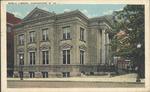 Public library, Huntington, W. Va., 1929.