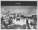 Oley junior high school group