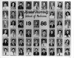 Marshall university school of medicine, class of 1986
