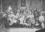 Oley School fourth grade, 1906.